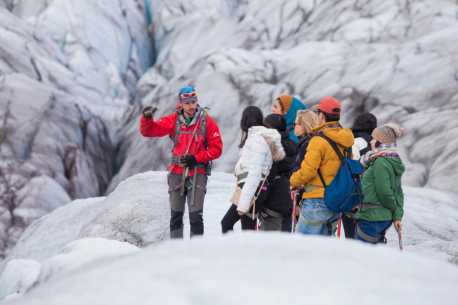Glacier Walking Group