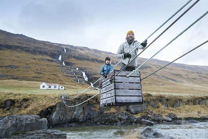 Abandoned farm tour, East Iceland