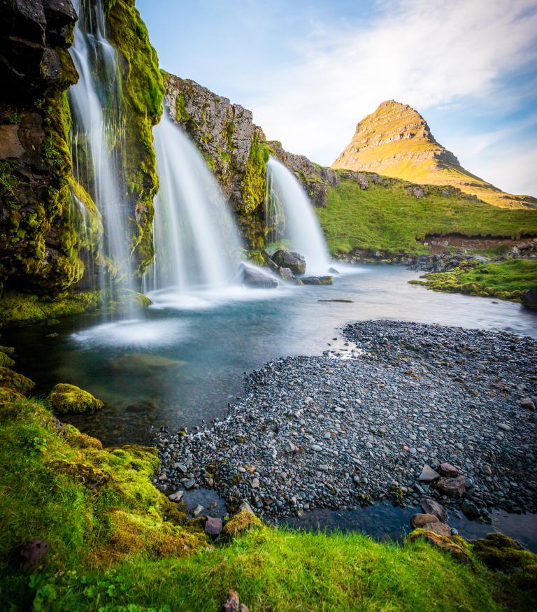Kirkjufell Mountain, Iceland, Snaefellsnes peninsula