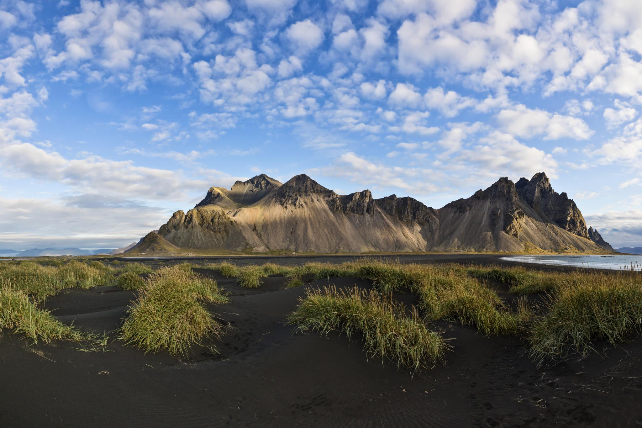 Stokksnes cape, Vestrahorn (Batman Mountain), Iceland