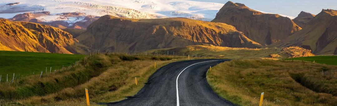 Self-drive tours in iceland